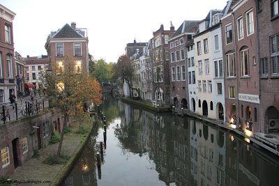 """La segunda parada en nuestra """"holanditis"""" ha sido a la ciudad más vieja de los Países Bajos, Utrecht, una población bien antigua ( fundada por los romanos hace más de dos mil años), la segunda más ..."""