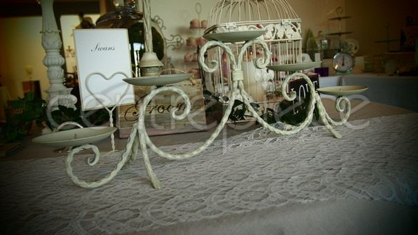 Candlestick+Bridal+Fr+White