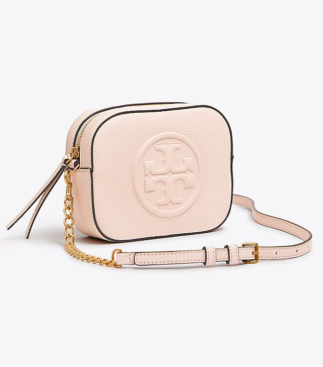 b65f6b6c5af3 Tory Burch Limited Edition Mini Crossbody in Shell Pink ~ Today s Fashion  Item
