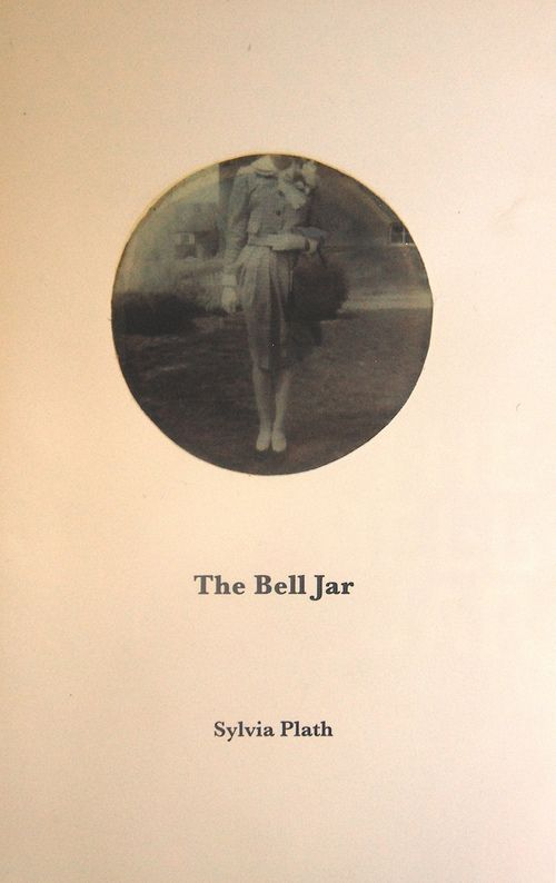 'The Bell Jar' by Sylvia Plath | #bookcover
