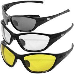 2014 Eye Ride Nemesis Street Riding Protective Gear Motorcycle Sunglasses