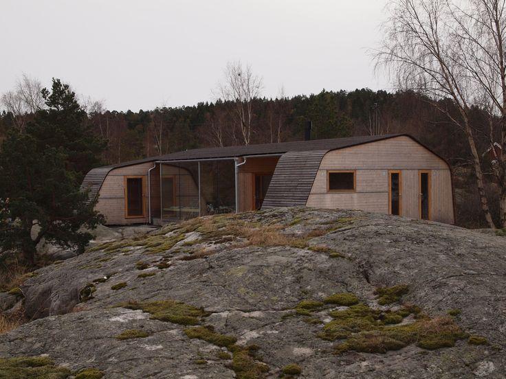 Gallery of Summer house Grøgaard and Slaattelid / Knut Hjeltnes - 7