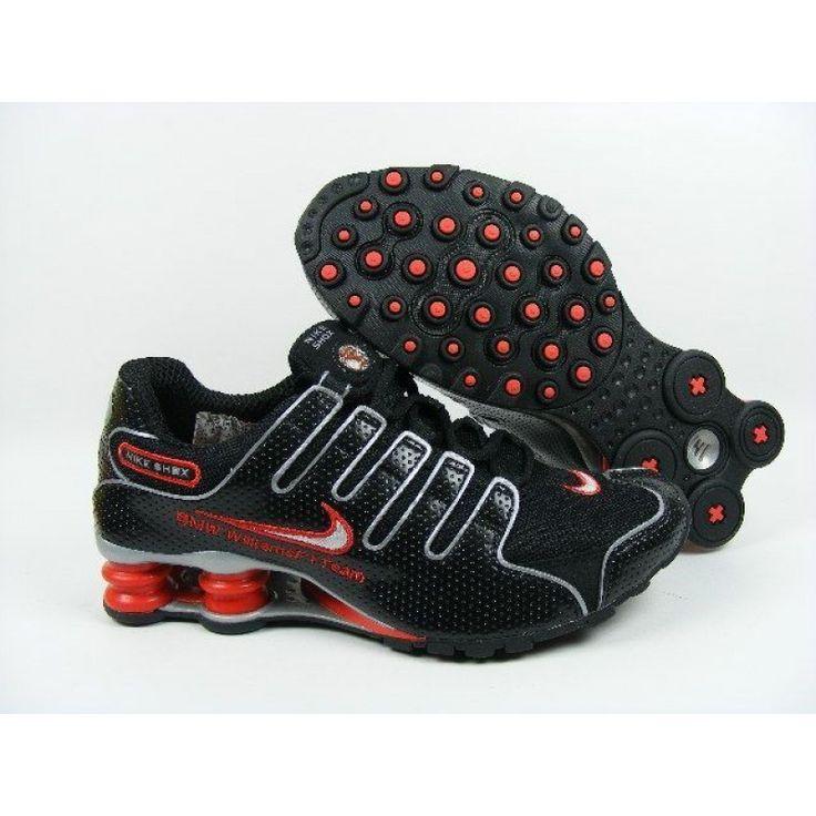 sports shoes 43941 76ba7 Women s Nike Shox NZ EU Running Shoes   FinishLine.com   FNL Exclusive-Black