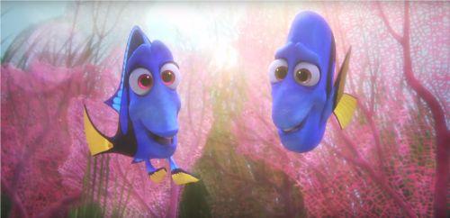 ¿Como aprendió a hablar balleno? Segundo trailer para 'Buscando a Dory'.#FindingDory
