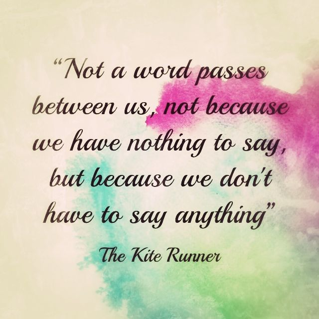 Redemption in the kite runner with quotes