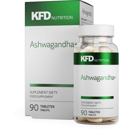 KFD Ashwagandha 90 tabl.
