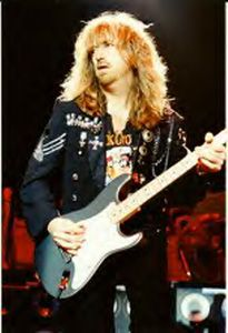 Aerosmith's Brad Whitford