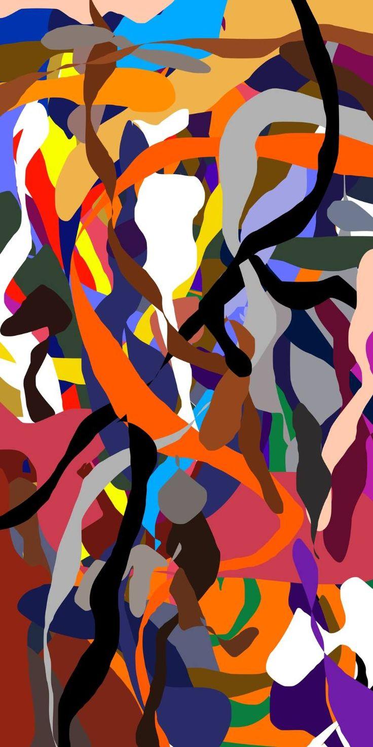 "Saatchi Art Artist Richard Brandão; Printmaking, ""WONDERLAND Nº 02 - Limited Edition 1 of 1"" #art"