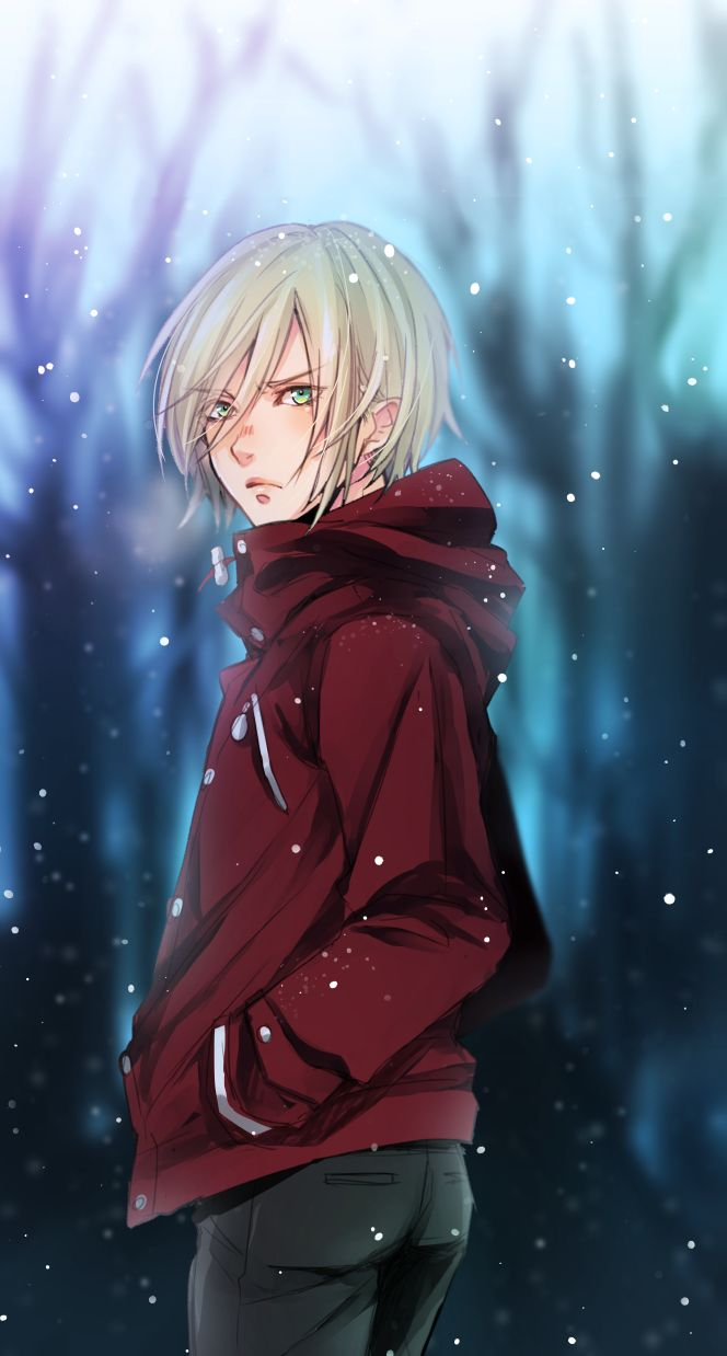 On Ice Yuri Plisetsky