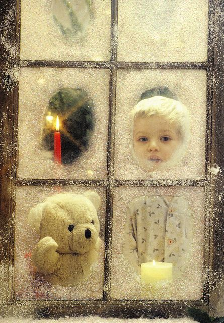 Child & Teddy Bear