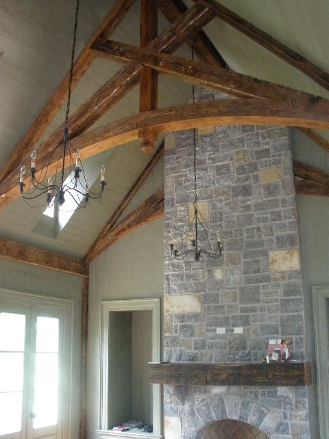 Attic truss prices woodworking projects plans for Scissor roof truss prices