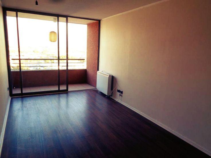 Amplio depto. 2 dormitorios 2 baños en arriendo, a pasos del metro estación Rodrigo de Araya. Estacionamiento y bodega. www.meinhaus.cl