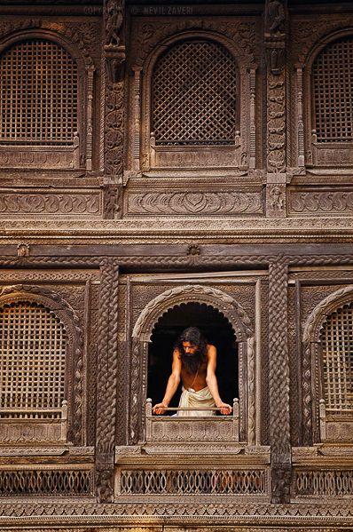 Varanasi, India Inspiration for my Prayer room decor and furniture