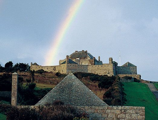 Star Castle Hotel – Isle of Scilly – history – 4 star accommodation St Marys