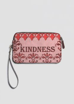 Leather Statement Clutch - Kindness Leather by Kay D by VIDA VIDA T1jTGFDDQ