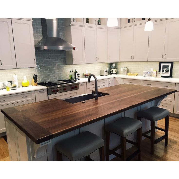 Best 25+ Walnut Countertop Ideas On Pinterest