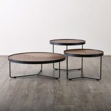 CHLOE NEST TABLES  $1085 ex gst for all three