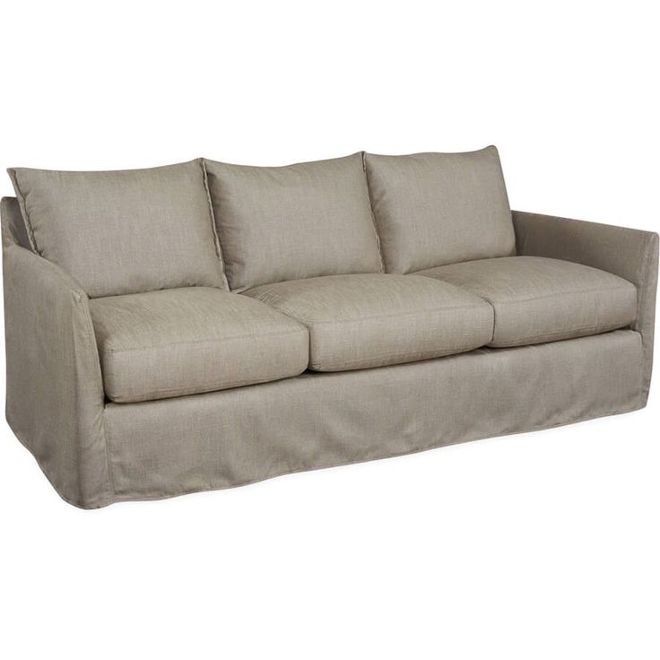 Lee Industries   Cypress Outdoor Slipcovered Sofa For Screened Porch