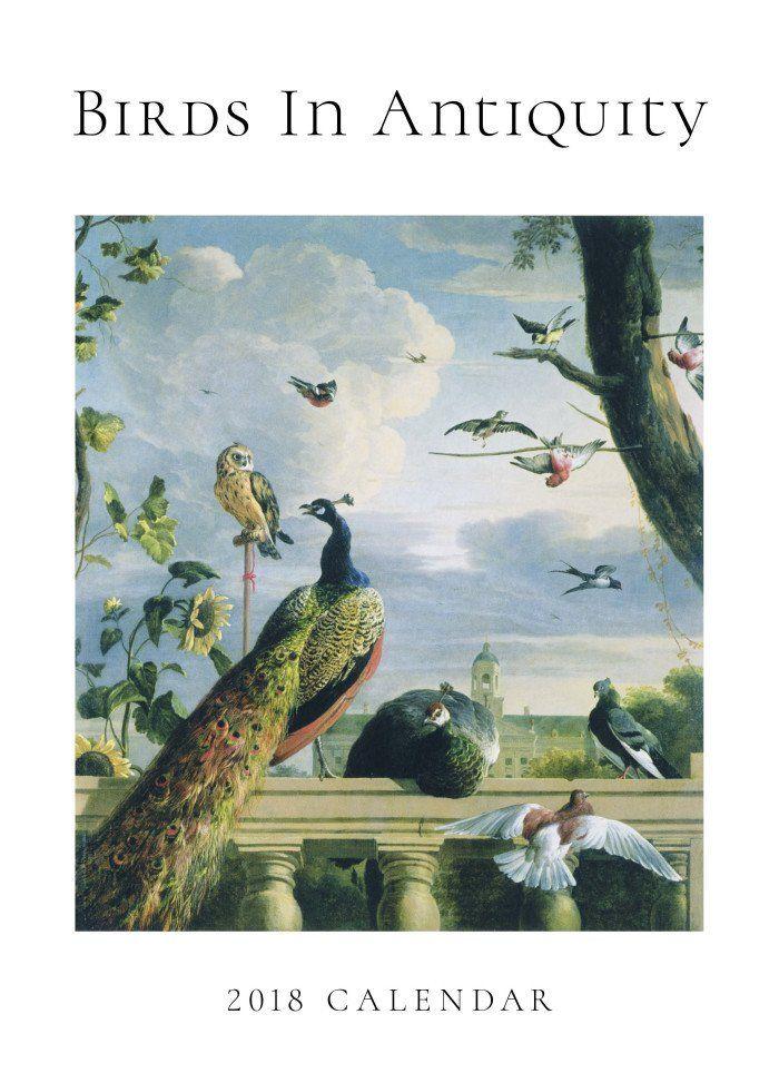 Birds in Antiquity Calendar 2018