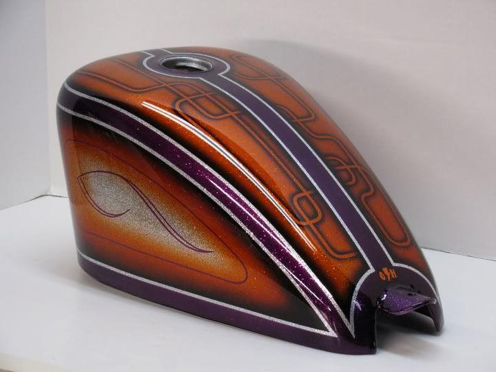 Rattle Can Custom Paint