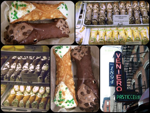 42 best venieros fan photos images on pinterest photographs nyc style and a little cannoli photo gallery tuesday cannoli at venieros in junglespirit Gallery