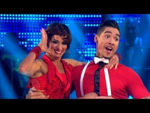 ▶ Louis Smith & Flavia Charleston to 'Dr. Wanna Do' - Strictly Come Dancing 2012 Final - BBC One - YouTube