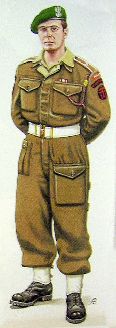 Commando soldier  - Polish Army - | ⇆  pl