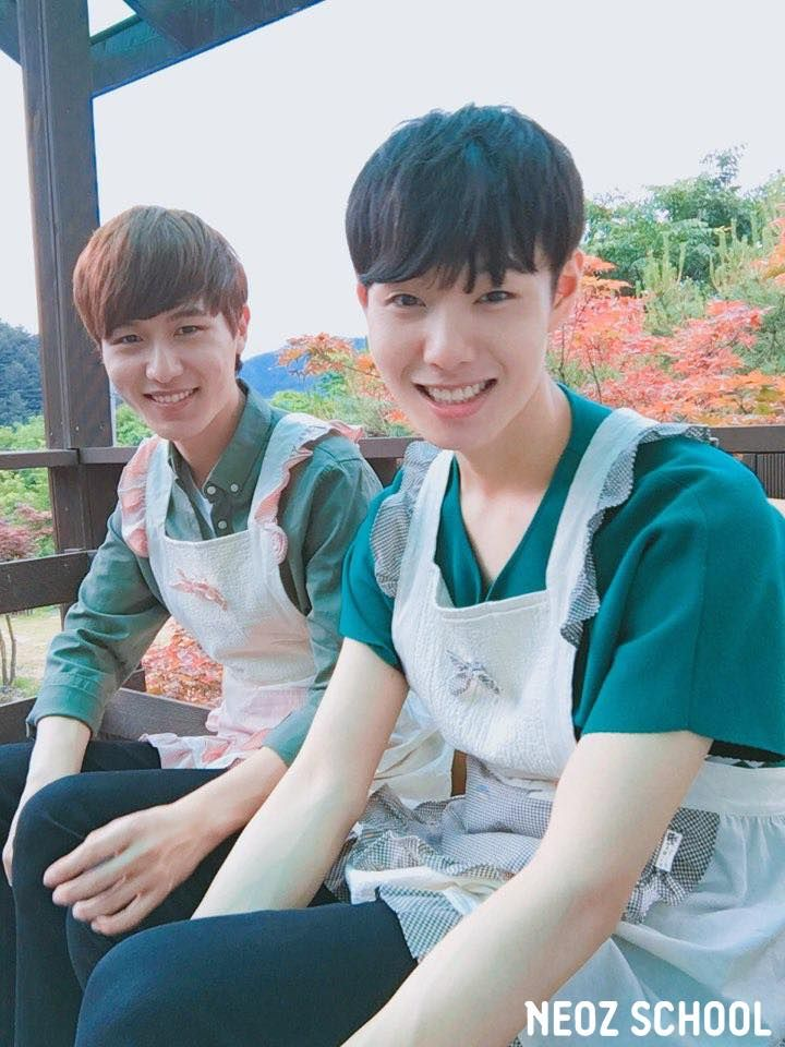 neoz band team kim hwan and chulmin