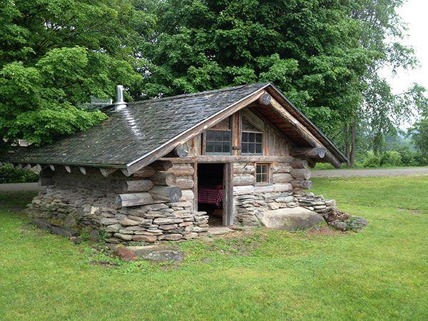 Maison au fond du bois