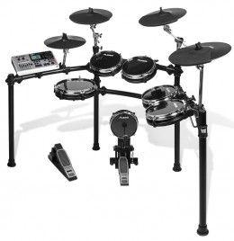 Alesis DM10 Studio Electronic Drum Kit http://ehomerecordingstudio.com/best-electronic-drums/