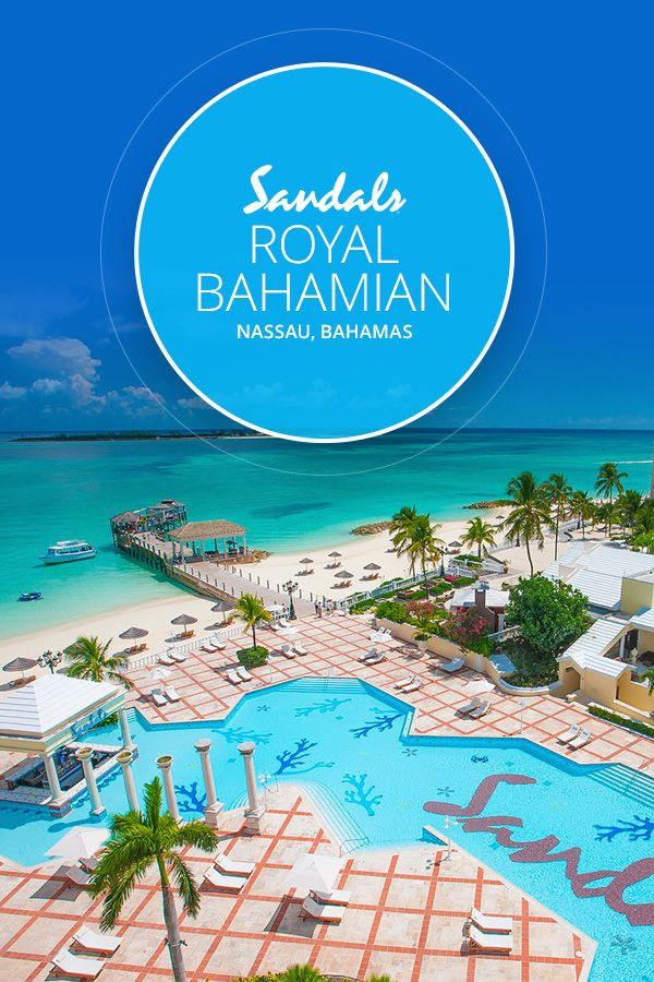 c30e74eae140 The Sandals Royal Bahamian is one of the best all-inclusive resorts in  Nassau