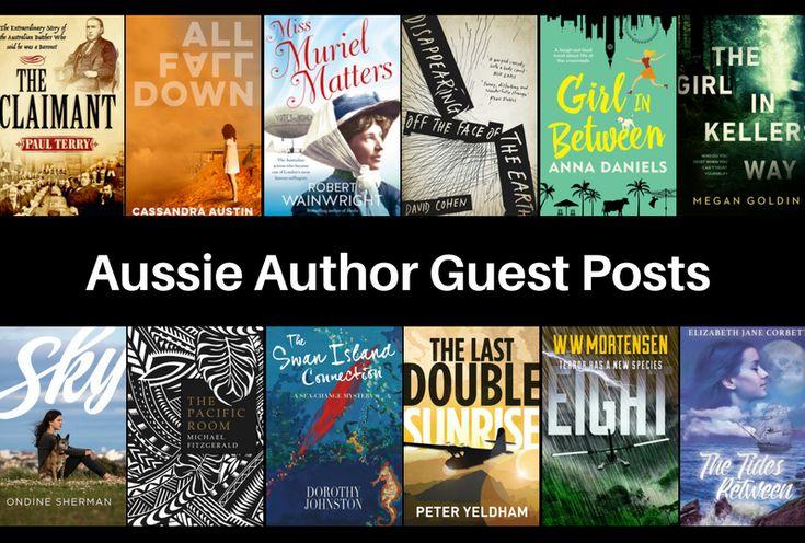 Australian Author Interviews & Guest Posts 2017