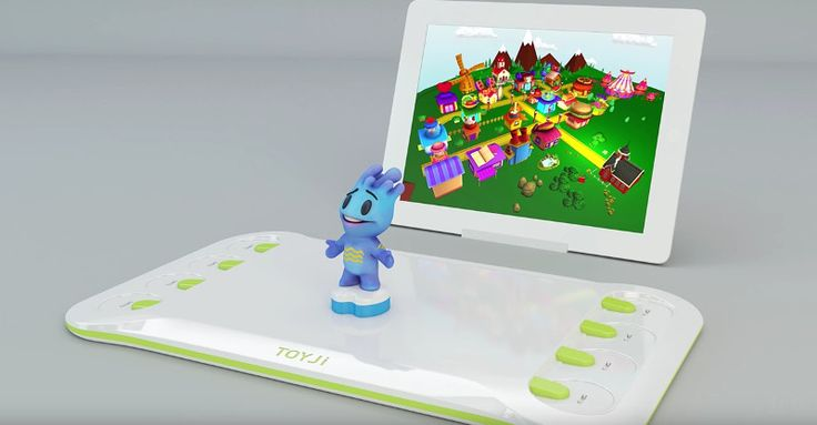 A toy both educational and fun? Toyji is the gaming platform for your kids #Gadget, #Tech, #Toys