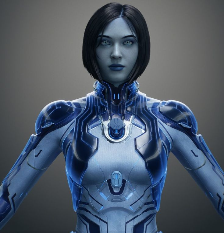 Cortana - Halo Nation - Wikia