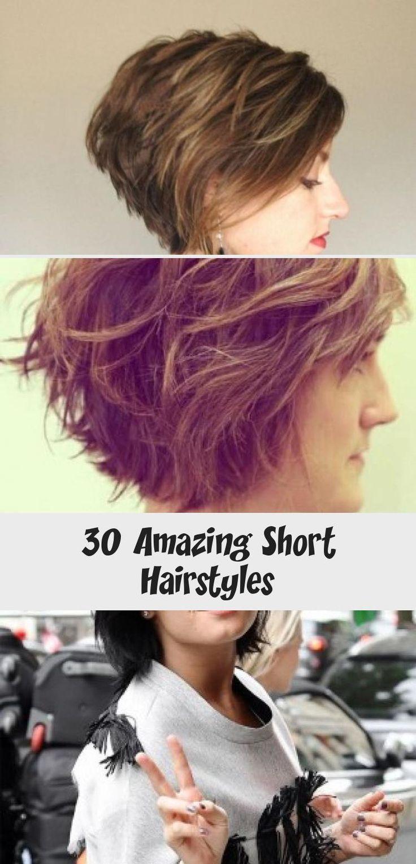 30 erstaunliche kurze Frisuren