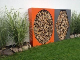 Holzaufbewahrung Außen 8 besten holzlager bilder auf boden brennholz lagerung
