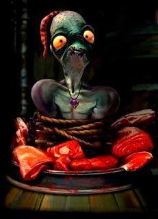 Nuevas imágenes de Oddworld: Abe's Oddysee New n'Tasty!