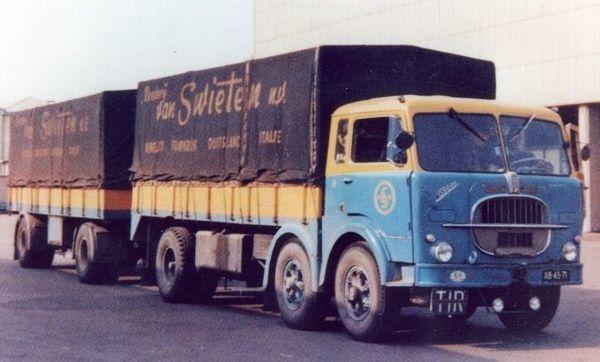 FIAT 690 van SWIETEN n.v AMSTERDAM (NL)
