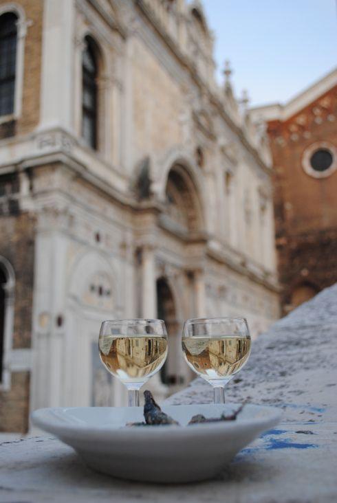 A toast to Venice