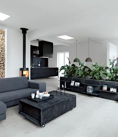 The Design Chaser: Homes to Inspire | Danish Design Duo