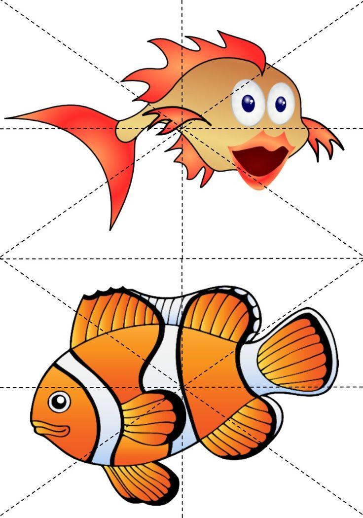 * Puzzel: Vissen! 4-9