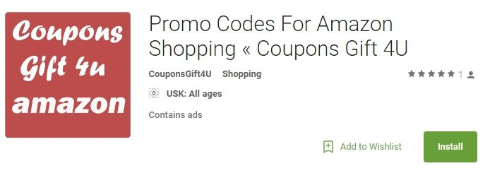 Amazon coupons money off