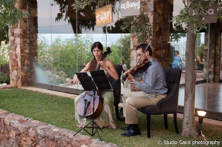 #garden #gardenwedding #reception #estate #athens #greekwedding #violin #classiscal #live #instruments #dreamsinstyle #weddingplanner