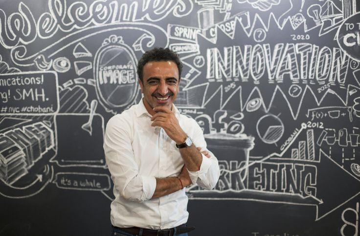 Chobani founder is accused of trying to 'choke' the US with Muslims