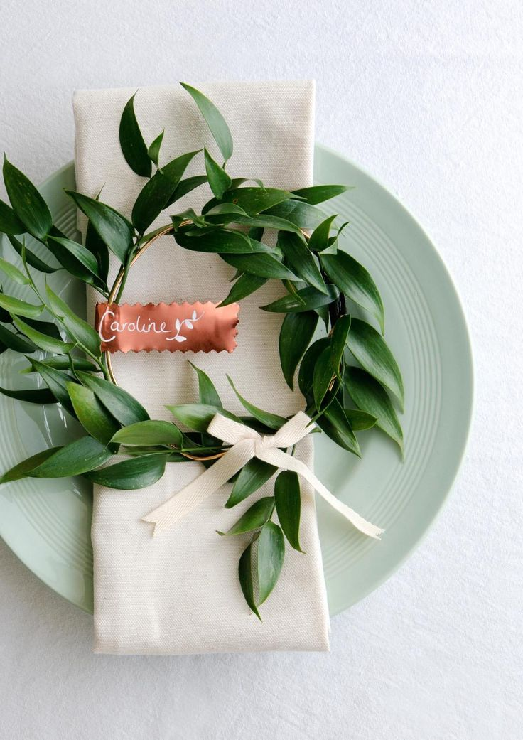 91 Magazine - Issue 7 by 91 Magazine - DIY table setting project