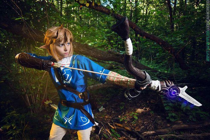 The Legend of Zelda 2016 wiiu Link by Kuroy-Kanon