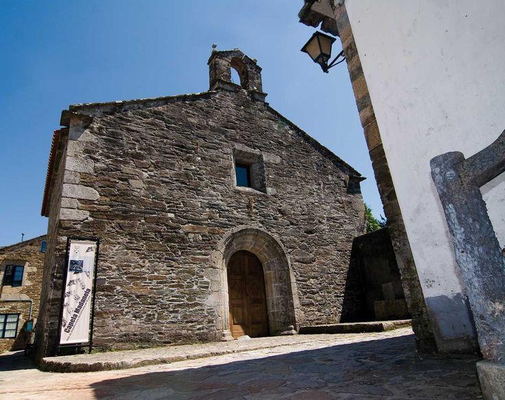 Capilla de la Madalena, Arzúa, La Coruña, Camino de Santiago