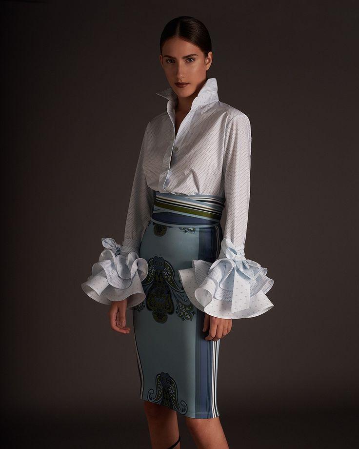 Silvia Tcherassi - FALL WINTER 2016 - 2017 Collection