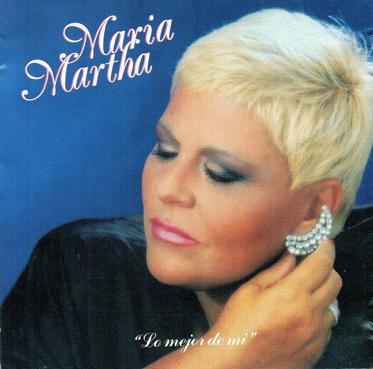 MARIA MARTHA SERRA LIMA - Lo Mejor De Mi (ALBUM COMPLETO)(1991)
