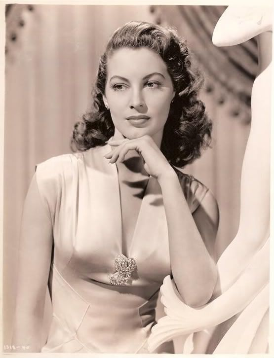 Most beautiful woman of her time, Ava Gardner